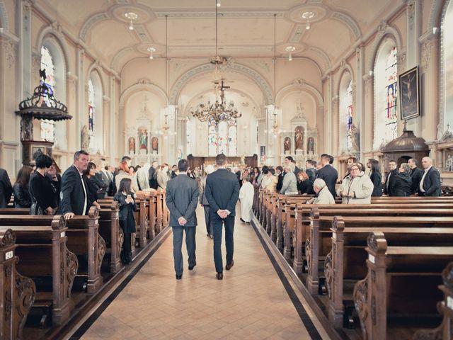 Le mariage de Damien et Claudia à Boulay-Moselle, Moselle 41