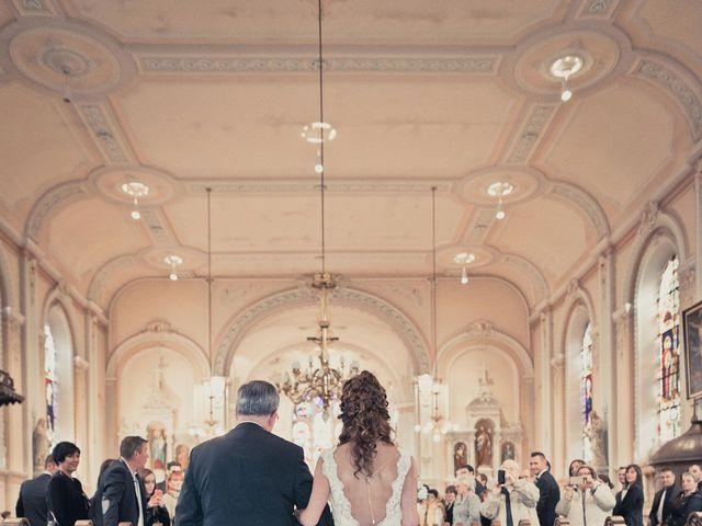 Le mariage de Damien et Claudia à Boulay-Moselle, Moselle 42