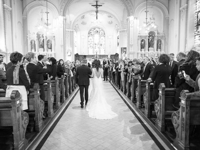 Le mariage de Damien et Claudia à Boulay-Moselle, Moselle 43