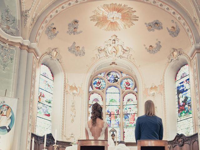 Le mariage de Damien et Claudia à Boulay-Moselle, Moselle 44