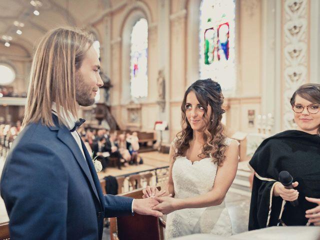 Le mariage de Damien et Claudia à Boulay-Moselle, Moselle 48