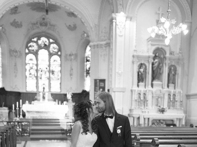 Le mariage de Damien et Claudia à Boulay-Moselle, Moselle 50