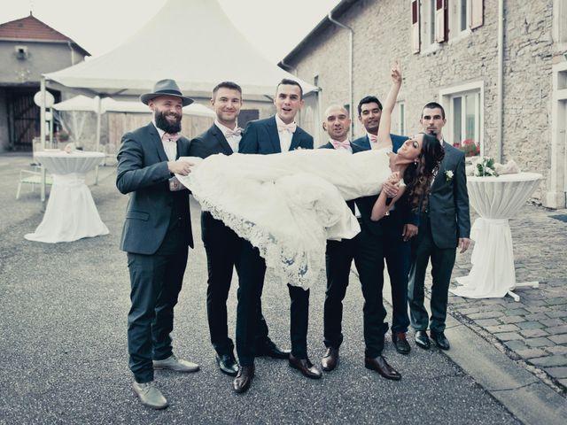Le mariage de Damien et Claudia à Boulay-Moselle, Moselle 53