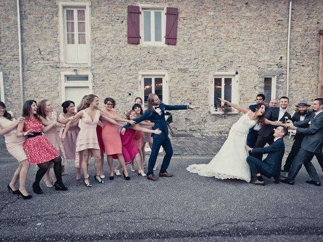Le mariage de Damien et Claudia à Boulay-Moselle, Moselle 56