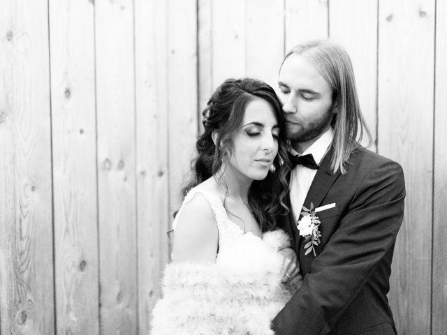 Le mariage de Claudia et Damien