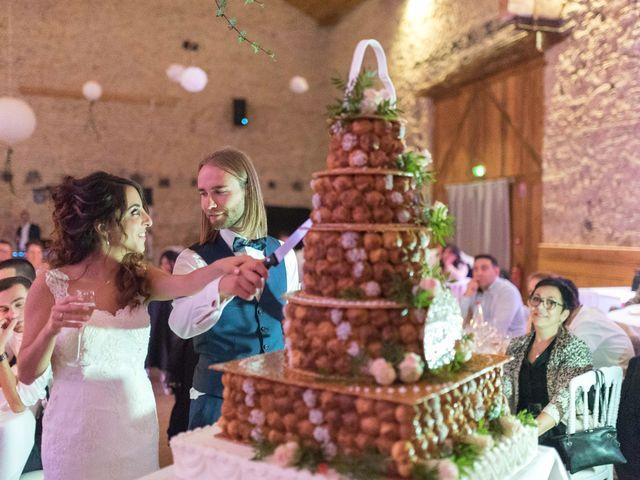 Le mariage de Damien et Claudia à Boulay-Moselle, Moselle 67