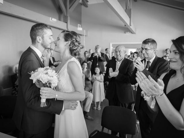 Le mariage de Olivier et Marion à Laplume, Lot-et-Garonne 32