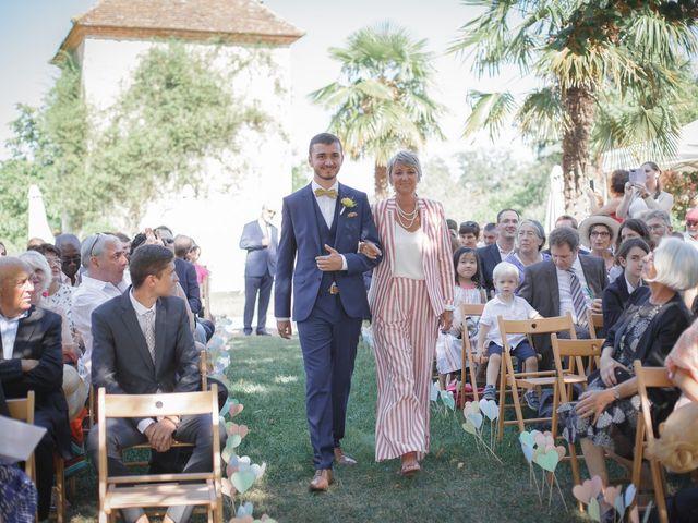 Le mariage de Olivier et Marion à Laplume, Lot-et-Garonne 35