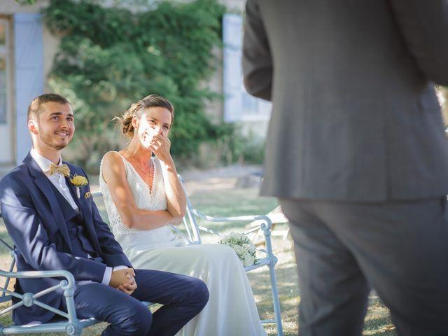 Le mariage de Olivier et Marion à Laplume, Lot-et-Garonne 40