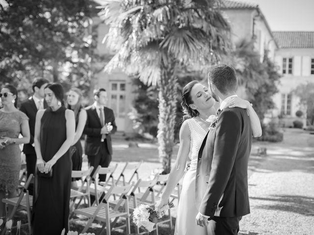 Le mariage de Olivier et Marion à Laplume, Lot-et-Garonne 47