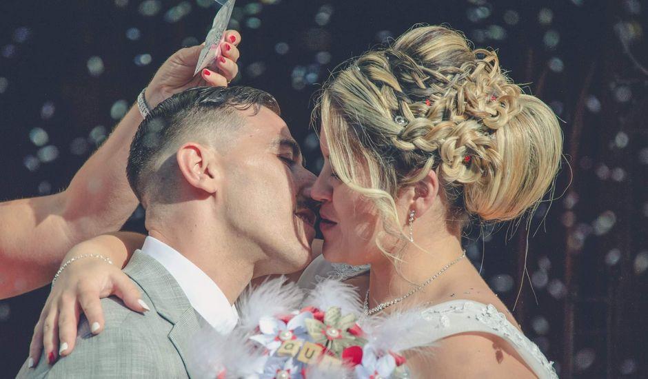 Le mariage de Romain  et Cindy à Goncelin, Isère