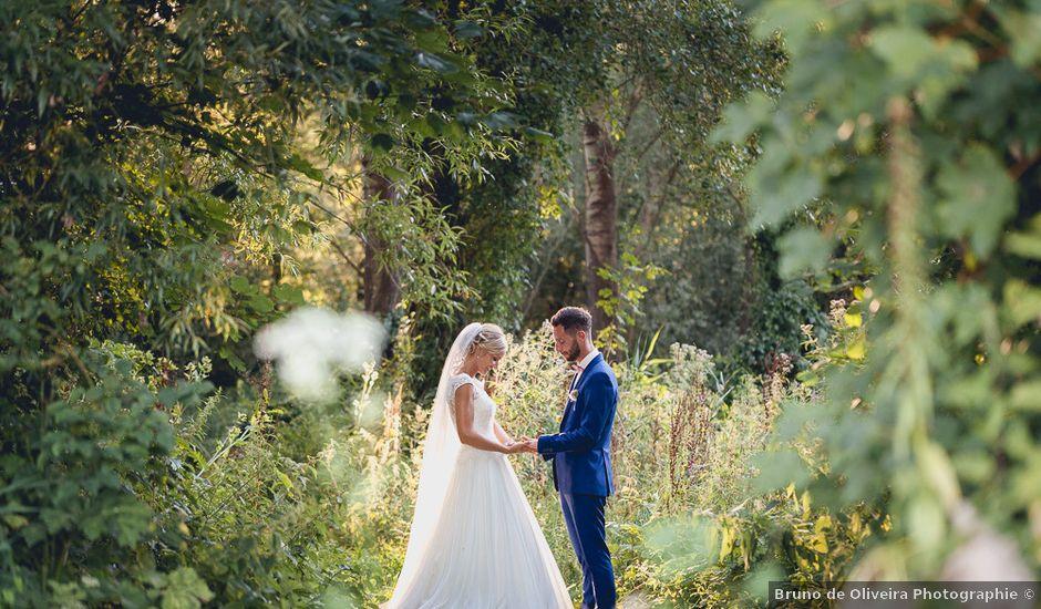 Le mariage de Rémi et Emma à Ailly-sur-Noye, Somme