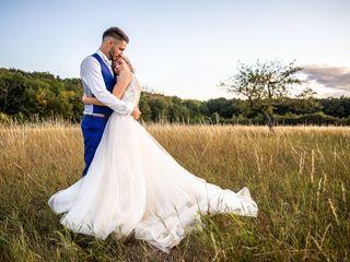 Le mariage de Justine et Jason