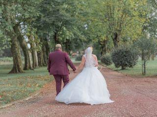 Le mariage de Sara et Claude