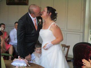 Le mariage de Claire et William 1