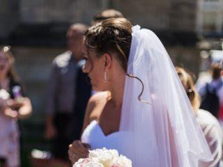 Le mariage de Charlène  et Julien 1