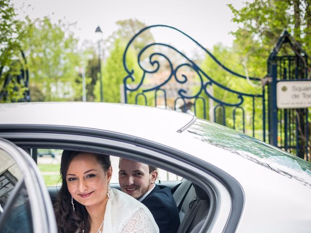 Le mariage de Aurélien et Sarah à Chartres, Eure-et-Loir 3