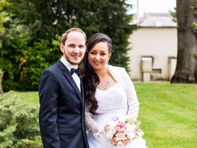 Le mariage de Aurélien et Sarah à Chartres, Eure-et-Loir 4
