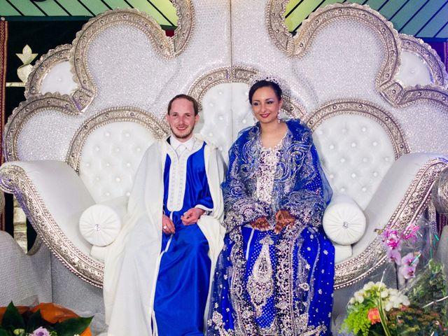 Le mariage de Aurélien et Sarah à Chartres, Eure-et-Loir 21