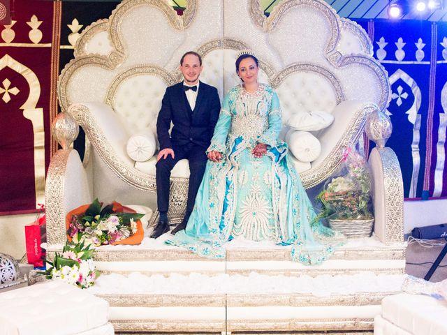 Le mariage de Aurélien et Sarah à Chartres, Eure-et-Loir 28