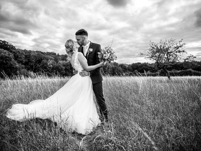 Le mariage de Jason et Justine à Montbazon, Indre-et-Loire 2