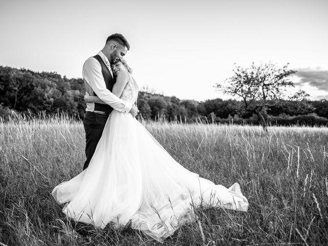 Le mariage de Jason et Justine à Montbazon, Indre-et-Loire 5