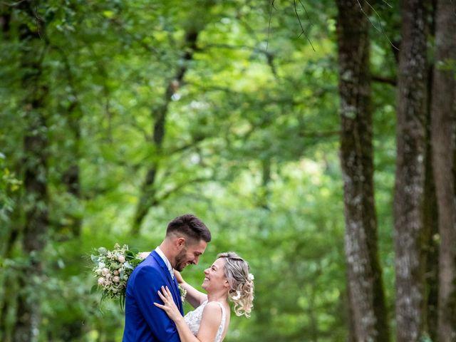 Le mariage de Jason et Justine à Montbazon, Indre-et-Loire 11