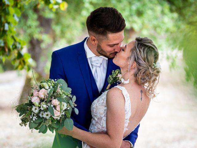 Le mariage de Jason et Justine à Montbazon, Indre-et-Loire 14