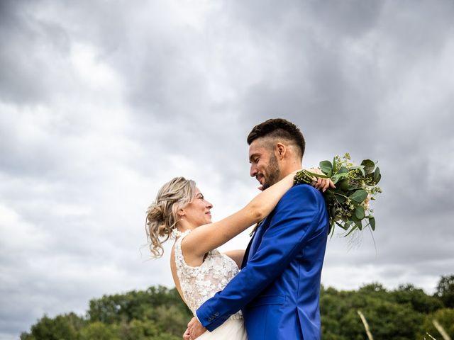 Le mariage de Jason et Justine à Montbazon, Indre-et-Loire 15