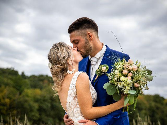 Le mariage de Jason et Justine à Montbazon, Indre-et-Loire 16