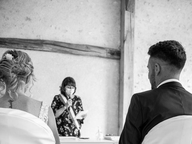Le mariage de Jason et Justine à Montbazon, Indre-et-Loire 43