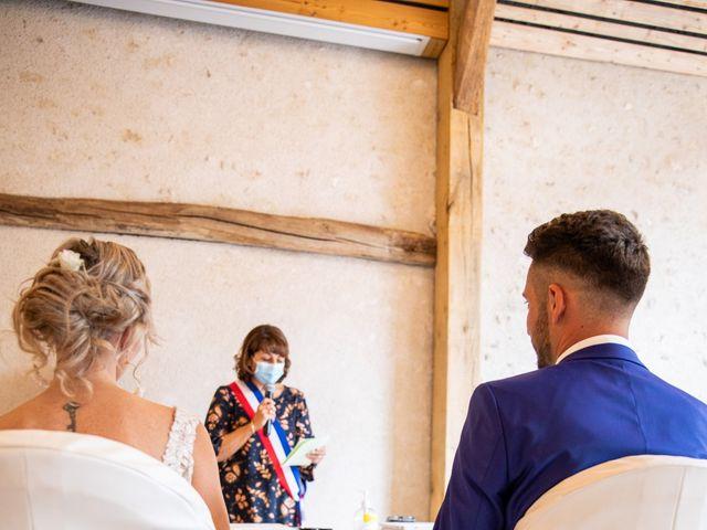 Le mariage de Jason et Justine à Montbazon, Indre-et-Loire 44