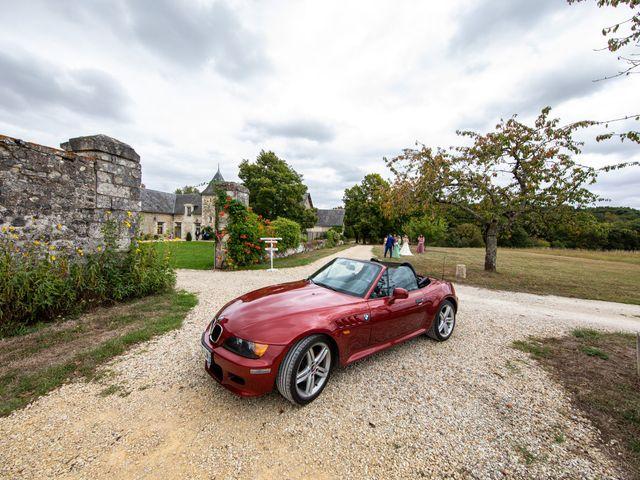 Le mariage de Jason et Justine à Montbazon, Indre-et-Loire 48
