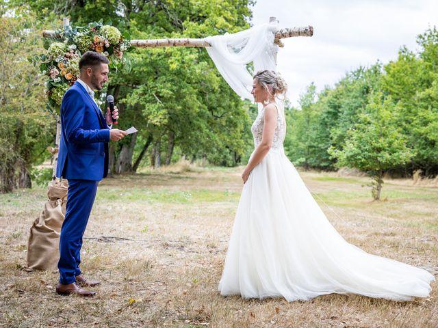 Le mariage de Jason et Justine à Montbazon, Indre-et-Loire 68