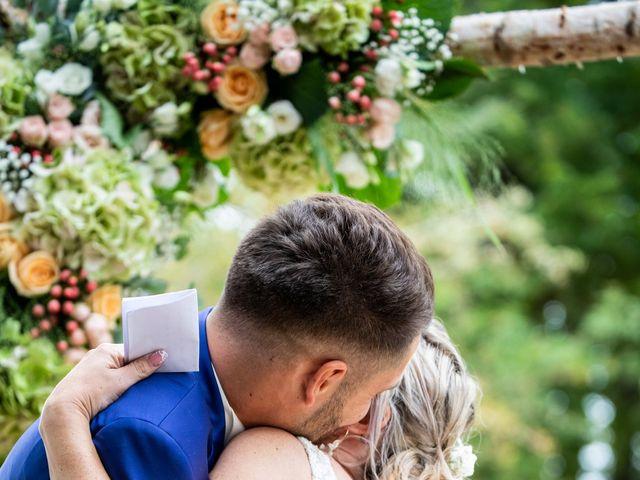 Le mariage de Jason et Justine à Montbazon, Indre-et-Loire 75