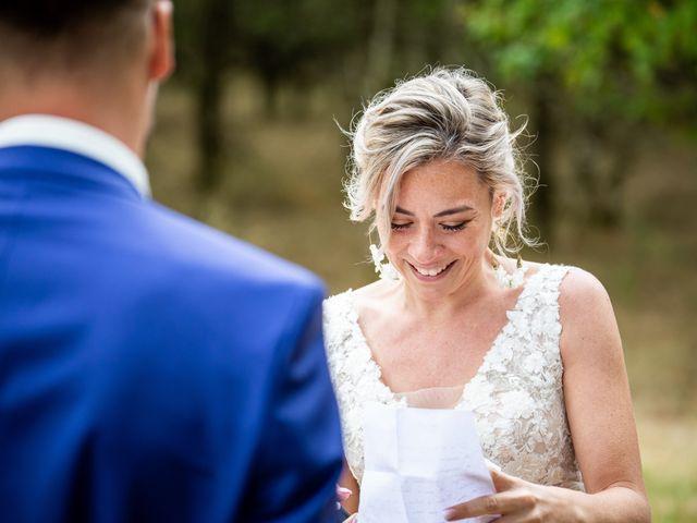 Le mariage de Jason et Justine à Montbazon, Indre-et-Loire 77