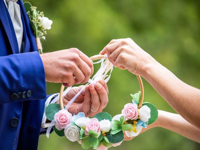 Le mariage de Jason et Justine à Montbazon, Indre-et-Loire 85