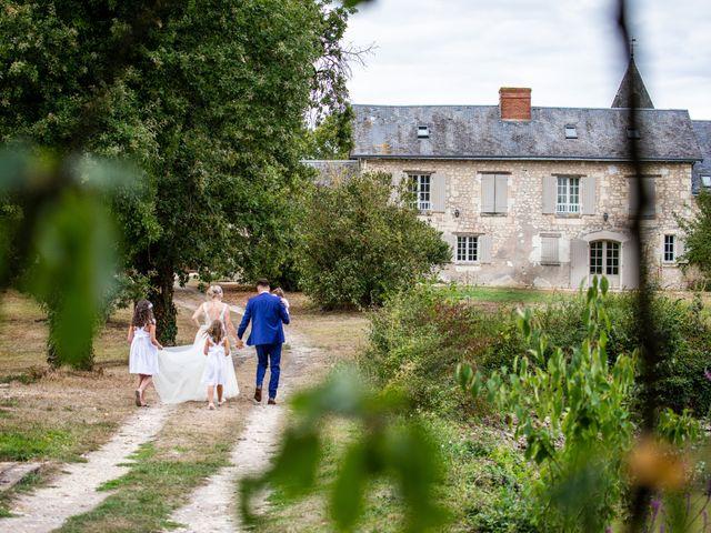 Le mariage de Jason et Justine à Montbazon, Indre-et-Loire 88