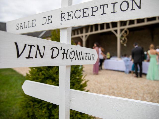 Le mariage de Jason et Justine à Montbazon, Indre-et-Loire 93