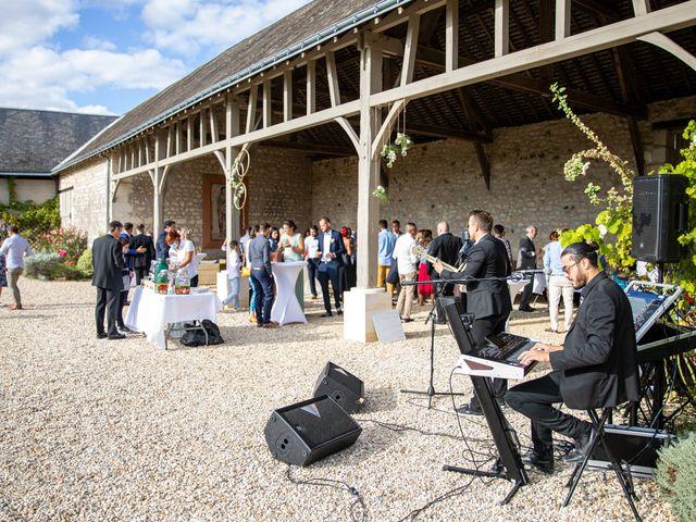 Le mariage de Jason et Justine à Montbazon, Indre-et-Loire 110