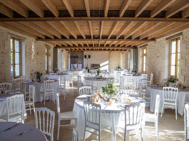 Le mariage de Jason et Justine à Montbazon, Indre-et-Loire 125