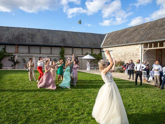 Le mariage de Jason et Justine à Montbazon, Indre-et-Loire 133