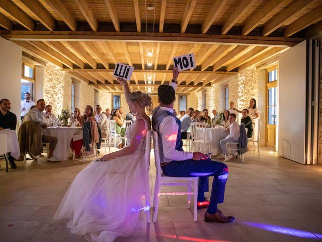 Le mariage de Jason et Justine à Montbazon, Indre-et-Loire 136