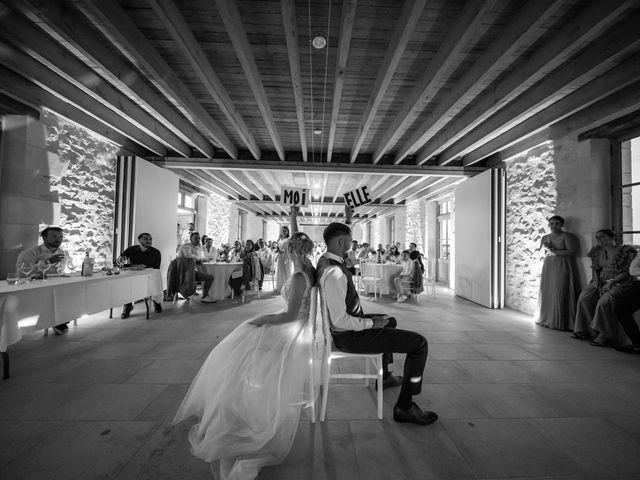 Le mariage de Jason et Justine à Montbazon, Indre-et-Loire 137