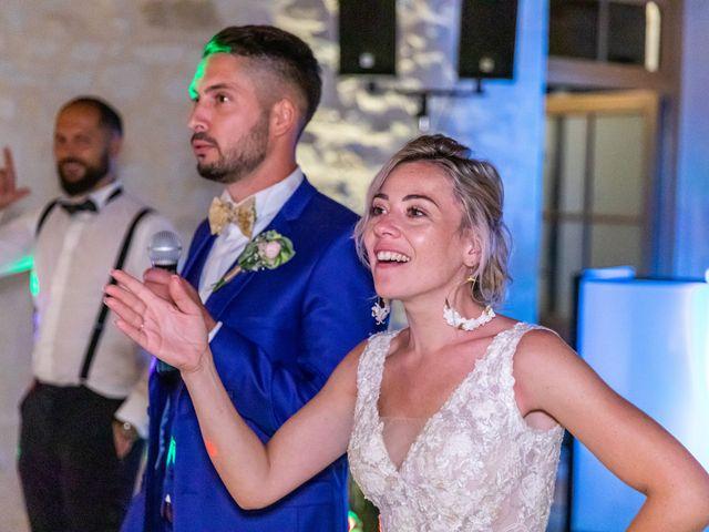Le mariage de Jason et Justine à Montbazon, Indre-et-Loire 141