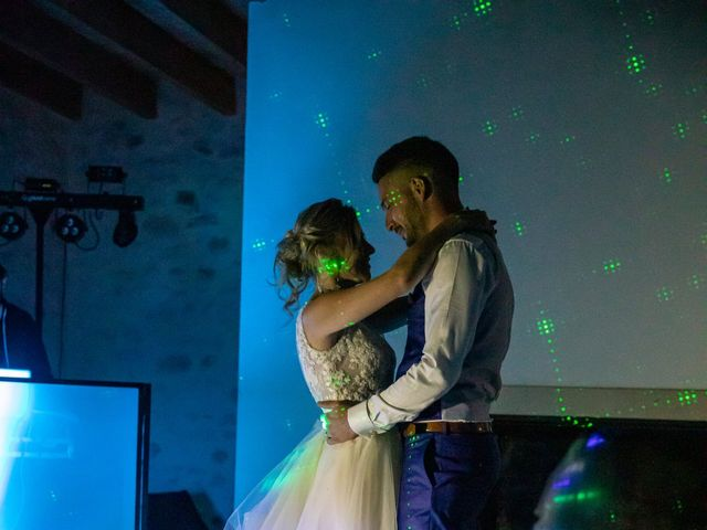 Le mariage de Jason et Justine à Montbazon, Indre-et-Loire 150