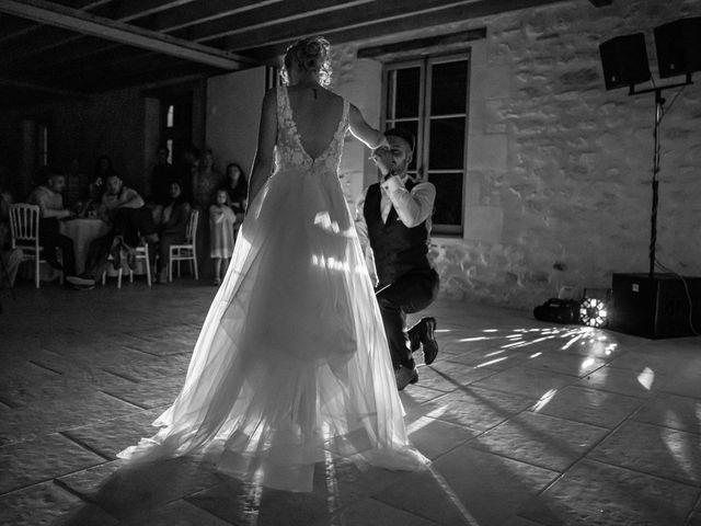 Le mariage de Jason et Justine à Montbazon, Indre-et-Loire 152