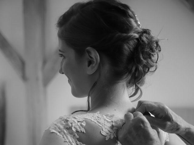Le mariage de Cédric et Amandine à Saint-Denis-de l'Hôtel, Loiret 5