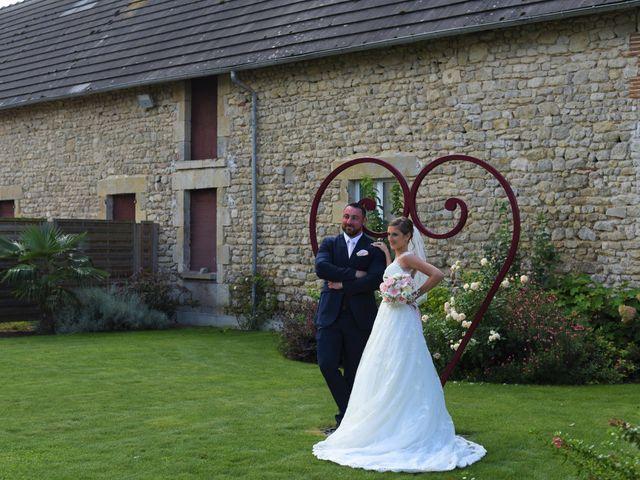 Le mariage de Amandine et Cédric