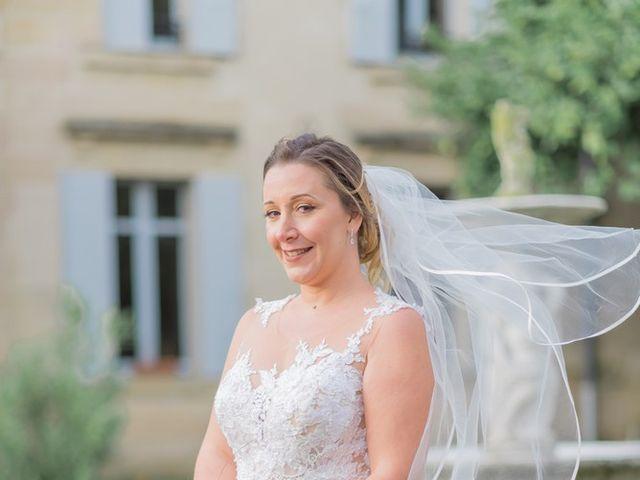 Le mariage de Claude et Sara à Virsac, Gironde 3